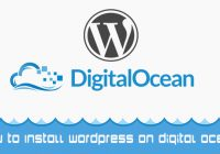WordPress do Digital Ocean